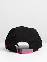 AFTER DARK HAT - BLACK/PINK