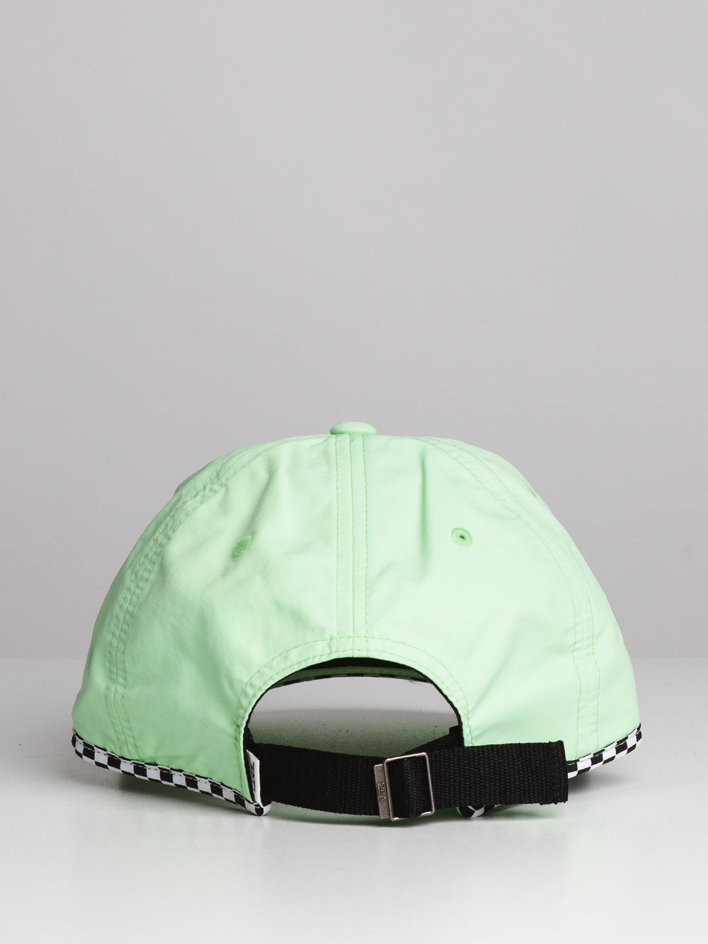 CHECK IT TWICE HAT - GREEN ASH