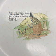 Scratched Tin Plates