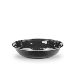 BK59S6 - Set of 6 Solid Black Tasting Dishes Image 1