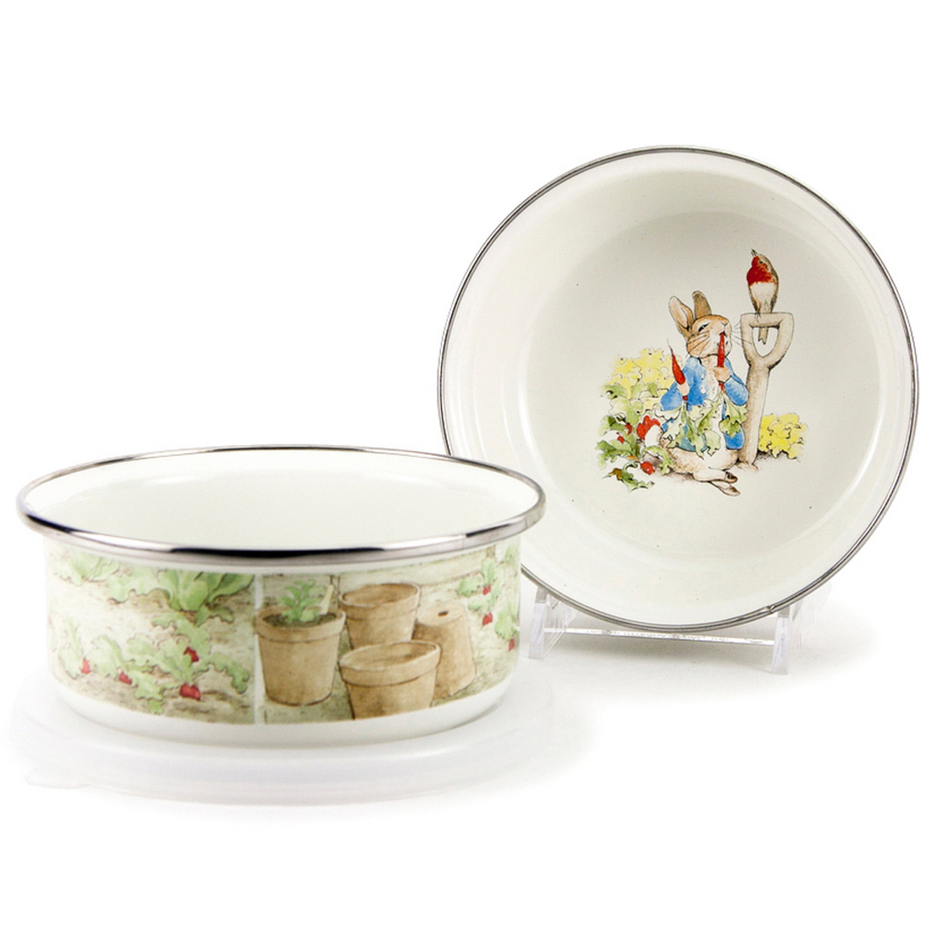 BP60S4 Set of 4 Peter Rabbit Child Bowls