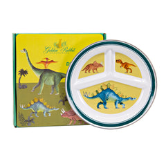 Dinosaurs Toddler Plate