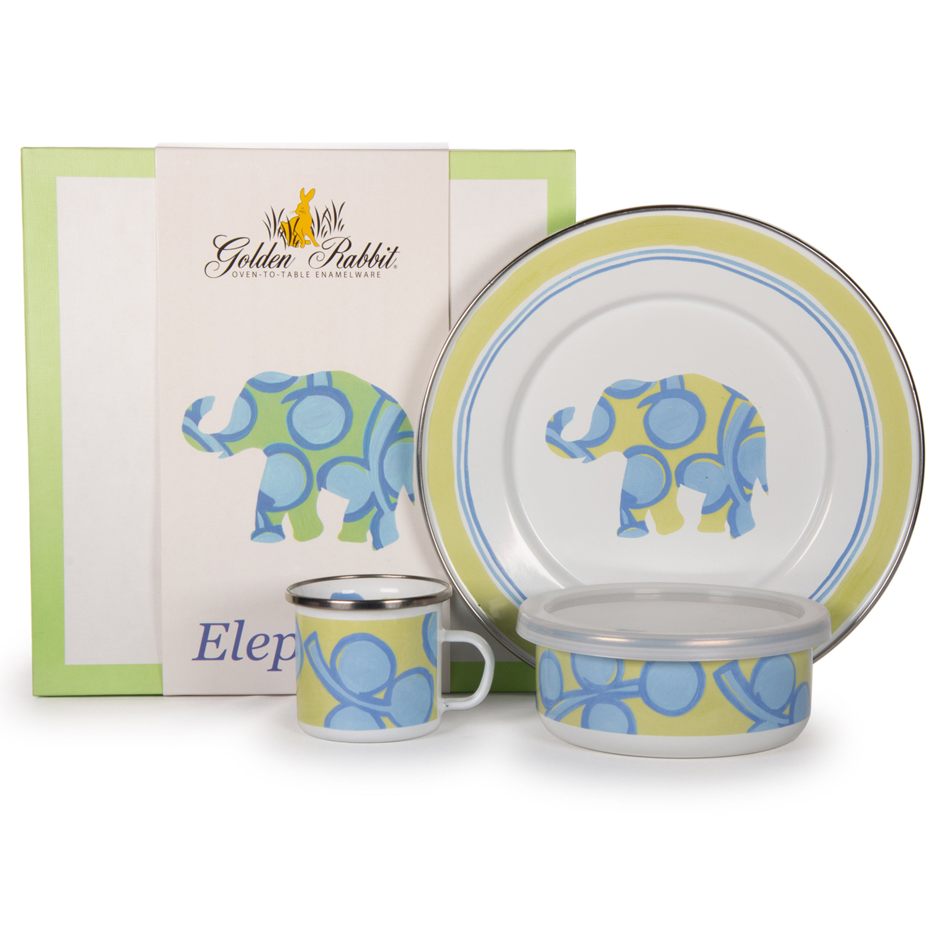 EL99 - Elephant Pattern - Child Set