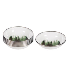 Set of 6 Forest Glen Tasting Dishes