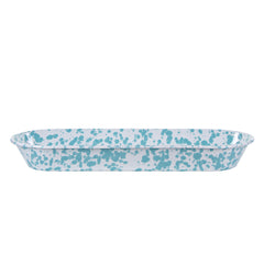 GL10 - Sea Glass Oval Basket Image 2