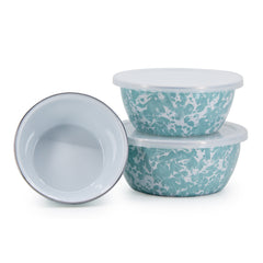 GL30 - Sea Glass Nesting Bowls Image 1