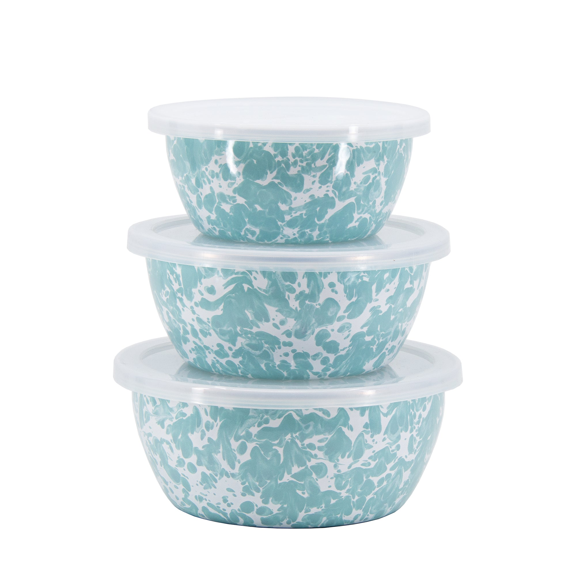 GL30 - Sea Glass Nesting Bowls Image 2