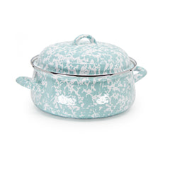 Sea Glass Dutch Oven