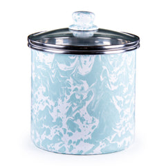 GL38 - Sea Glass Canister Product 2