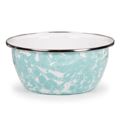 GL61 - Seaglass Pattern - Salad Bowl