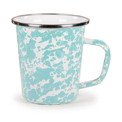 GL66 - Seaglass Pattern - Latte Mug