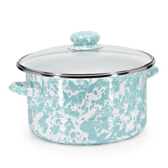 GL72 - Seaglass Pattern - 6qt Stock Pot