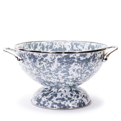 GY27 - Grey Swirl Colander Product 1