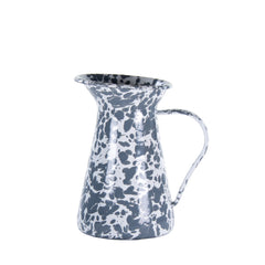GY33 - Grey Swirl Small Pitcher Image 1