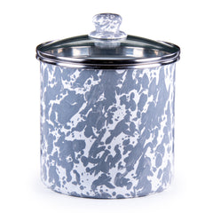 GY38 - Grey Swirl Canister Product 2
