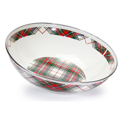 HP18 - Highland Plaid Catering Bowl Product 1