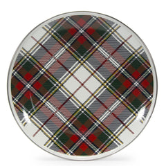 HP36S2 - Set of 2 Highland Plaid Chargers Product 1