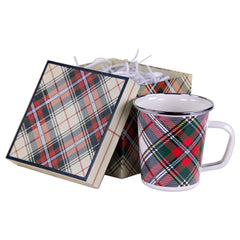 Highland Plaid Giftboxed Mug