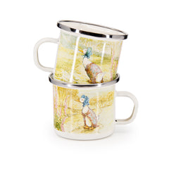 Set of 4 Jemima Puddle-duck Child Mugs