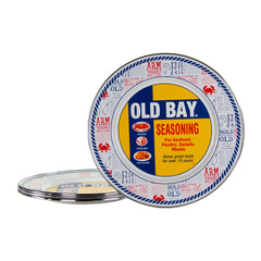 OB07S4 - Set of 4 Old Bay Dinner Plates Image 1