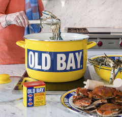 OB11S4 - Set of 4 Old Bay Sandwich Plates Image 4