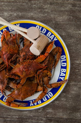 OB51 - Old Bay Napkins S/6 Image 2