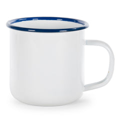 RCW92 - Rolled Cobalt Rim Mug Set/4 Product 2