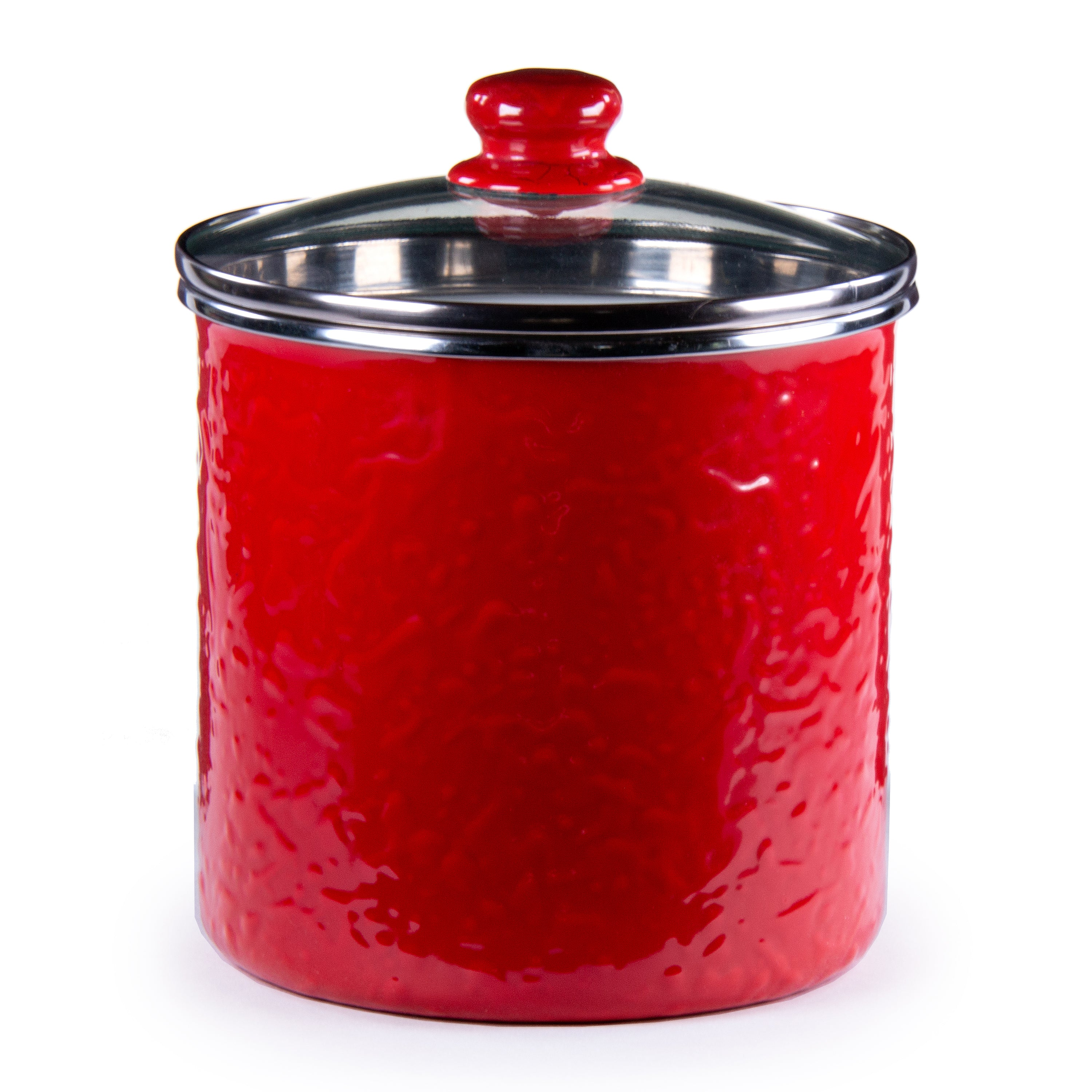 RR37 - Solid Red Salt & Pepper Image 2