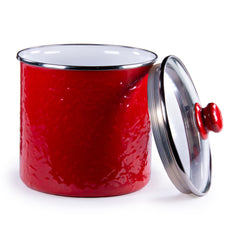 RR38 - Solid Red Canister Product 1