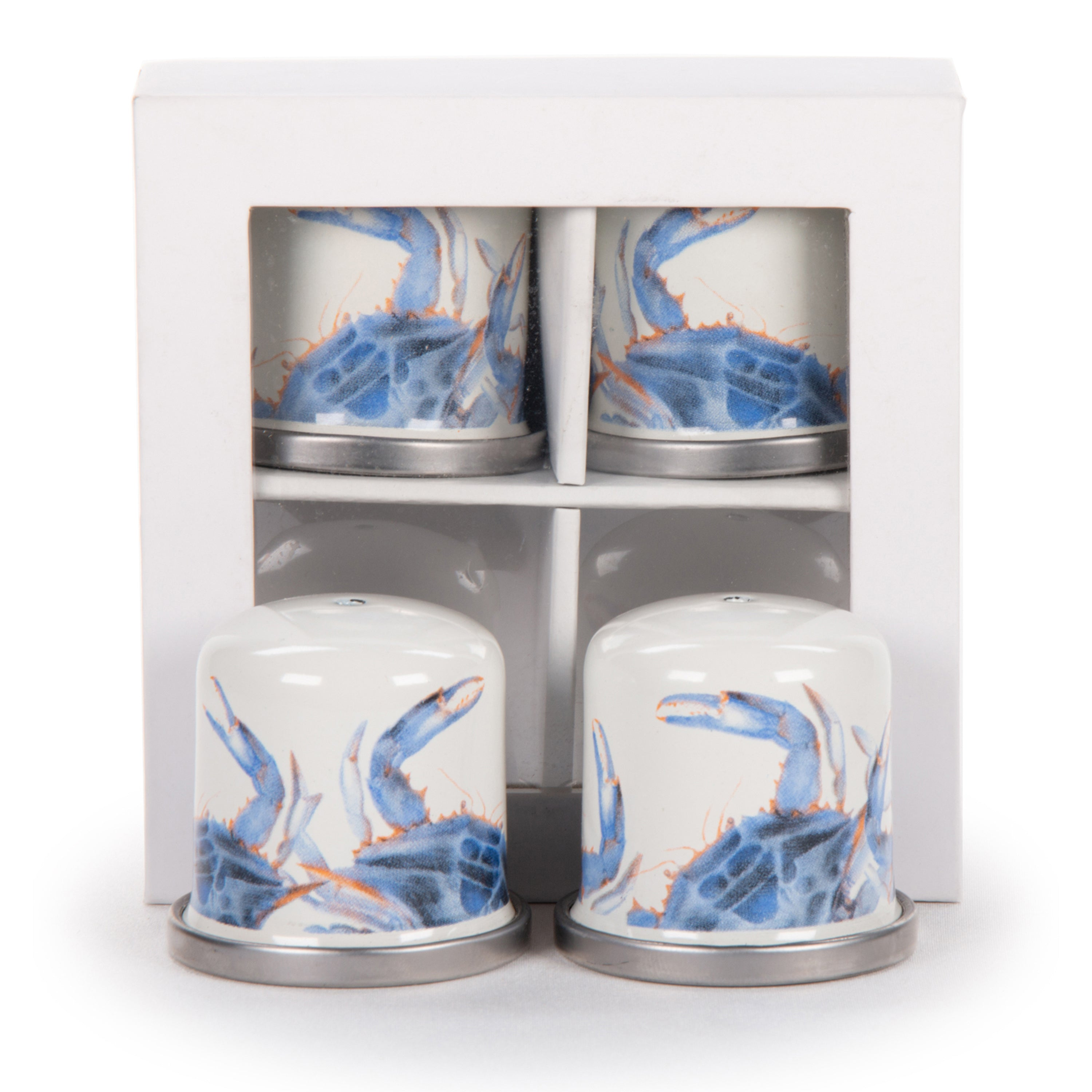 SE37 - Blue Crab Salt & Pepper Image 1