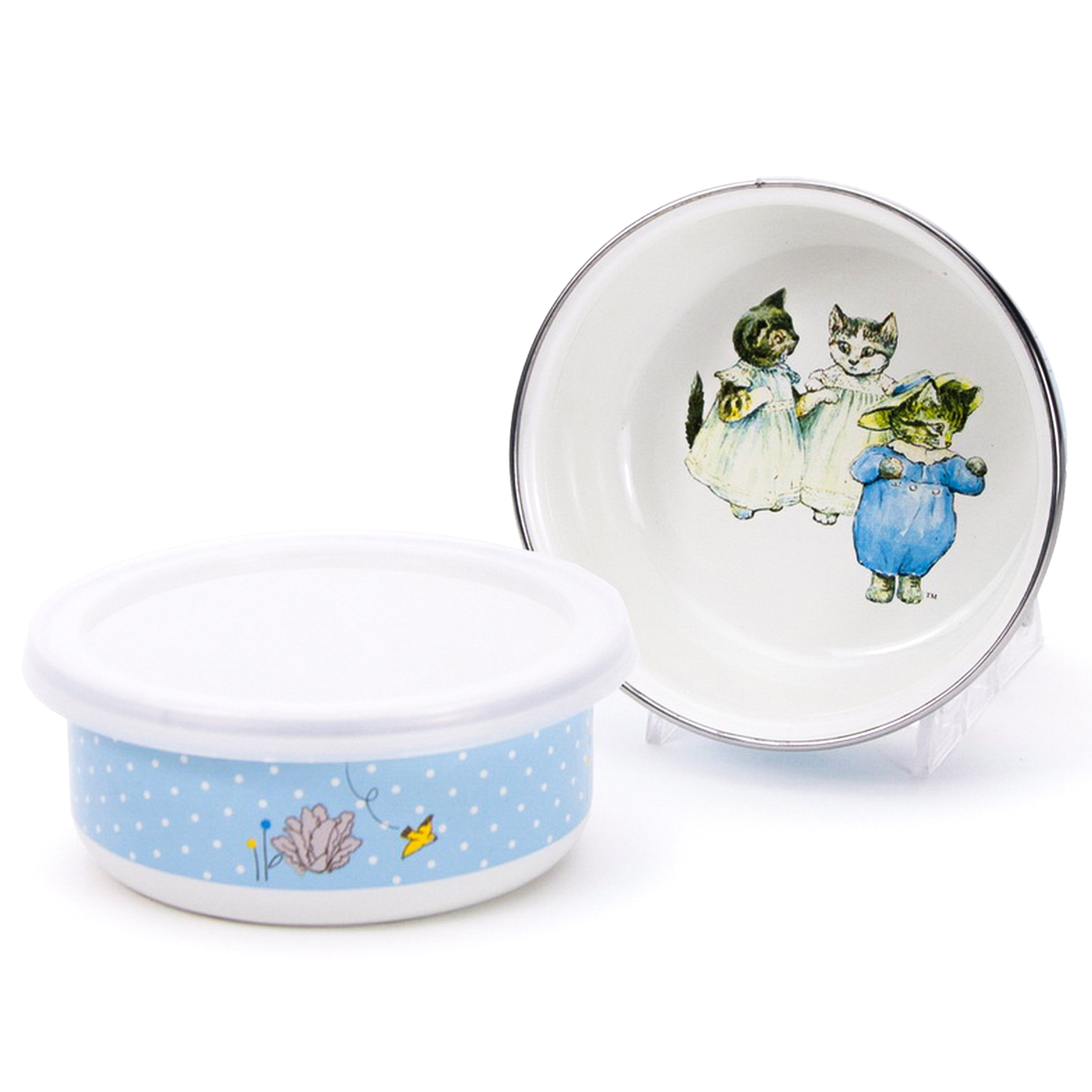 TKM60S4 Set of 4 Tom Kitten Child Bowls