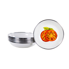 TM59S6 - Set of 6 Tomatoes Tasting Dishes Image 1