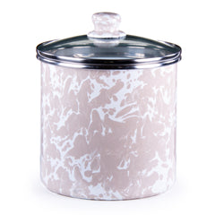 TP38 - Taupe Swirl Canister Product 2