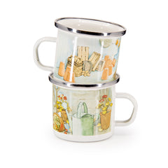 Set of 4 Peter & the Watering Can Child Mugs