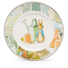 Set of 4 Peter & the Watering Can Child Plates