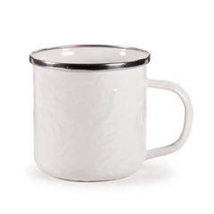 WW05S4 - Set of 4 Solid White Adult Mugs Product 1