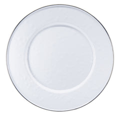 WW11S4 - Set of 4 Solid White Sandwich Plates Image 2