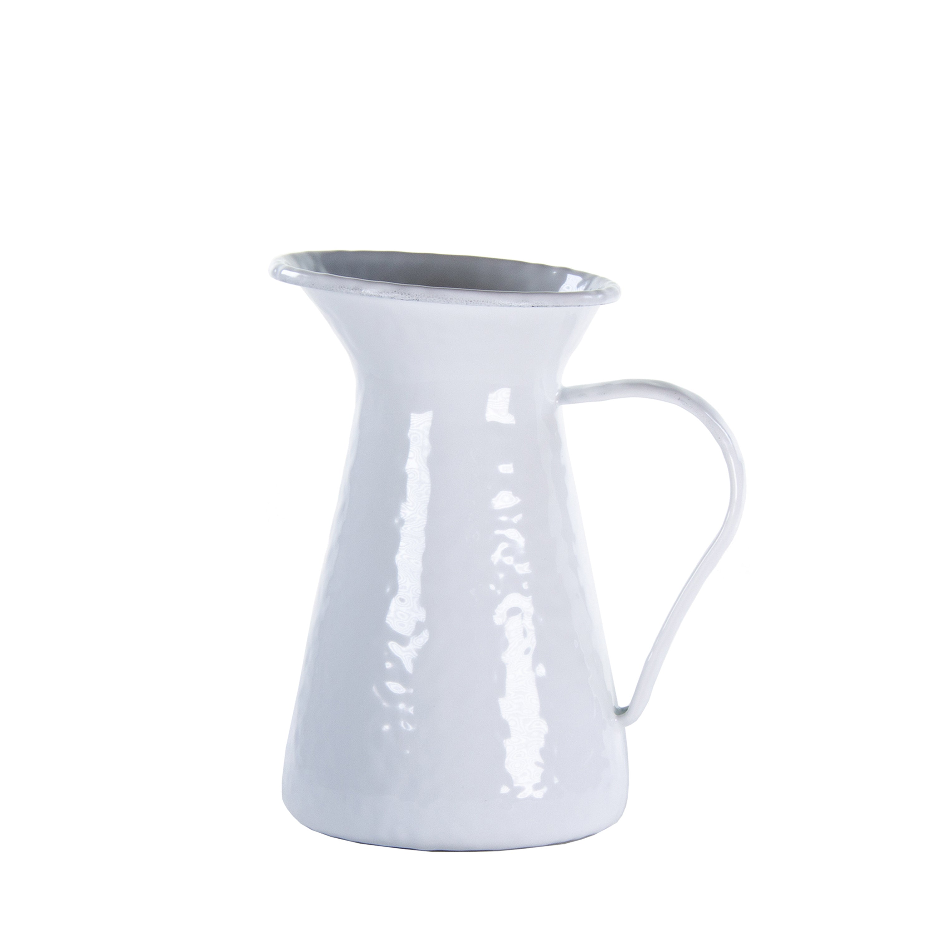 WW33 - Solid White Small Pitcher Product 1