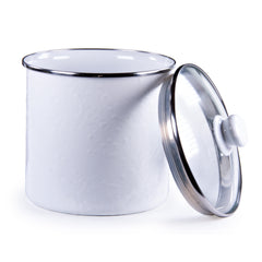 WW38 - Solid White Canister Image 1