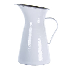 WW63 - Solid White Medium Pitcher Image 1