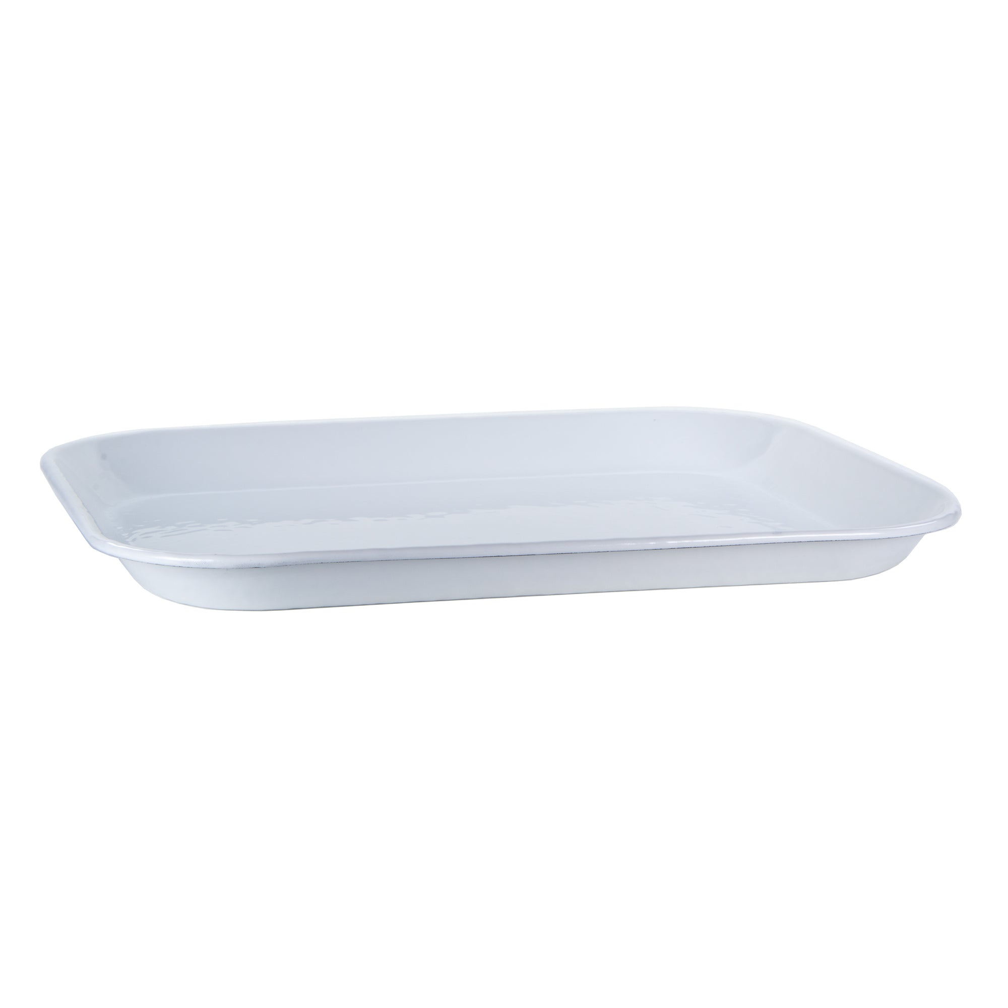 WW98 - Solid White Half Sheet Tray Image 2