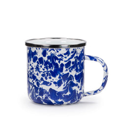 CB05S4 - Set of 4 Cobalt Swirl Adult Mugs Product 1