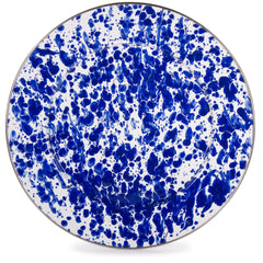 CB26 - Cobalt Swirl Pattern - Charger