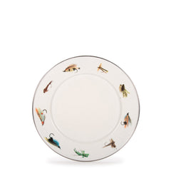 FF11S4 - Set of 4 Fishing Fly Sandwich Plates Image 1
