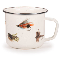 FF28S4 - Set of 4 Fishing Fly Grande Mugs Product 1