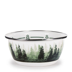 FG61S4 - Set of 4 Forest Glen Salad Bowls Image 1
