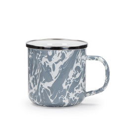 GY05S4 - Set of 4 Grey Swirl Adult Mugs Product 1