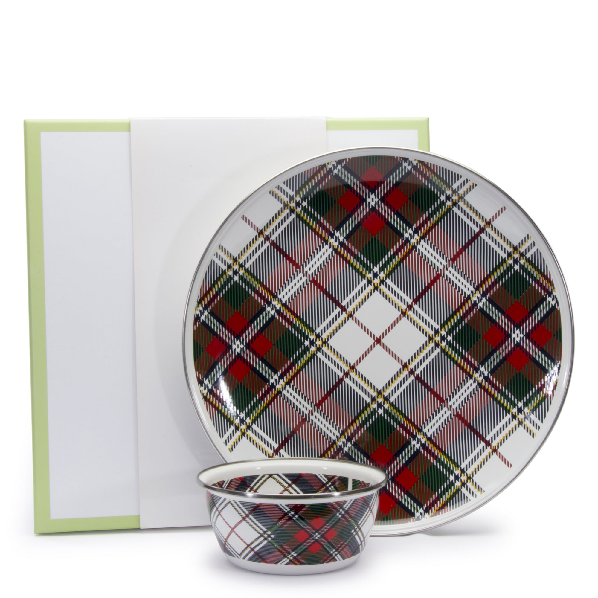 HP65 - Highland Plaid Pattern - Dip Set