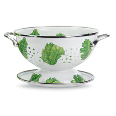 Lettuce Colander and Plate