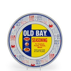 OB07S4 - Set of 4 Old Bay Dinner Plates Product 1